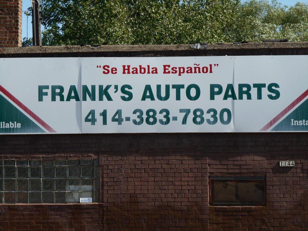 Franks Auto Salvage >> Frank's Auto Sales & Salvage - Auto Parts & Supplies