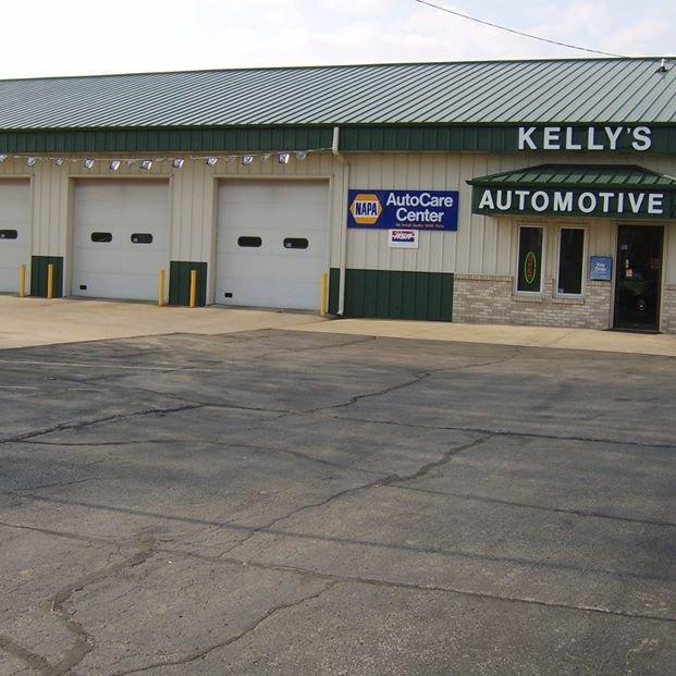 Kelly's Automotive: 1106 E Oakland Ave, Bloomington, IL