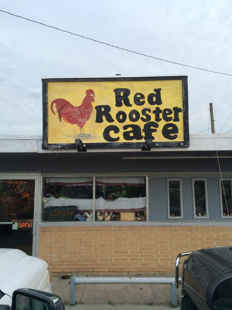 Red Rooster the West: 415 S Commercial St, Mankato, KS
