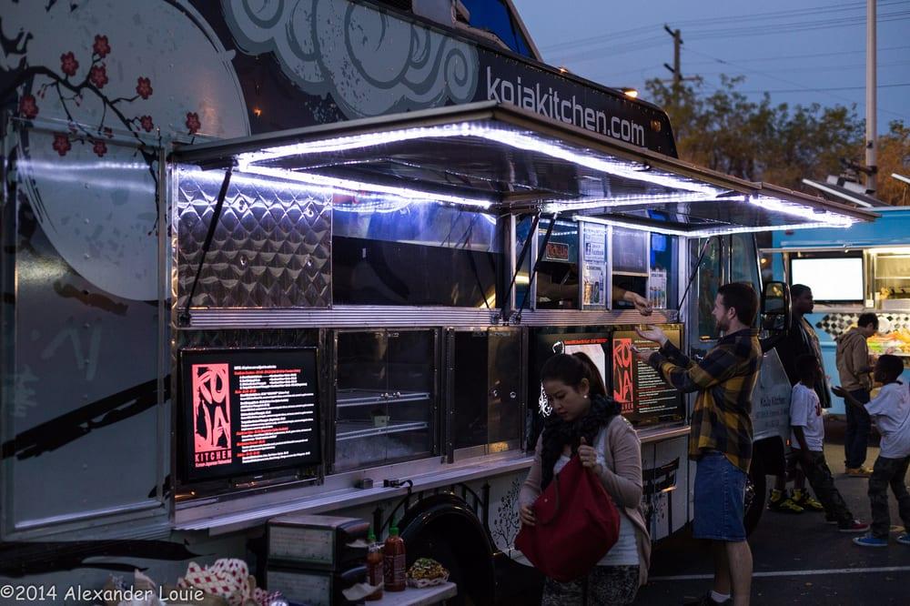 Food Trucks Berkeley Ca