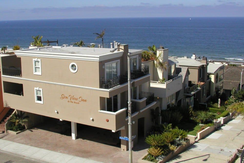 Sea View Inn At The Beach Manhattan Beach Ca