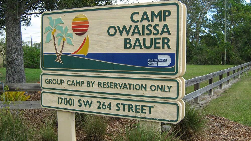 Camp Owaissa Bauer: 17001 SW 264th St, Homestead, FL