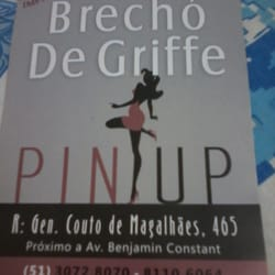 Pin Up Brechó de Griffe & Outlet - Thrift Stores - Rua General Couto ...