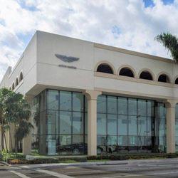 Aston Martin Palm Beach Photos Car Dealers S Dixie Hwy - Palm beach aston martin