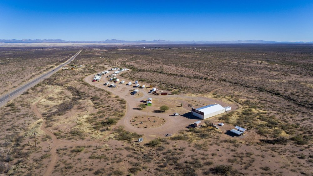 Desert Oasis Campground: 5311 W Double Adobe Rd, McNeal, AZ