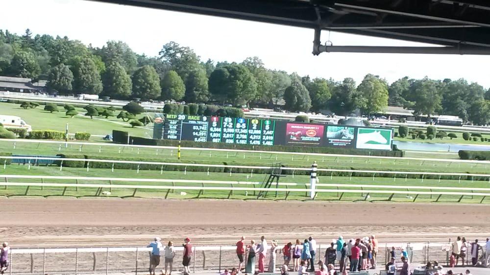 Saratoga Flat Track: Race Crse, Saratoga Springs, NY