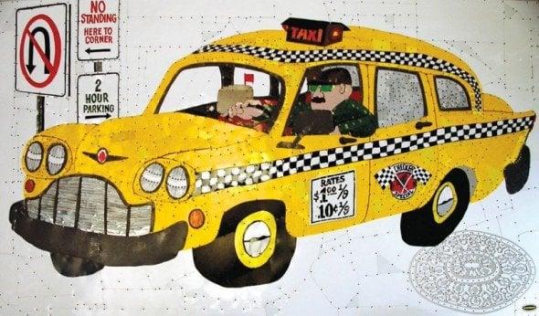CNY Green Taxi: Liverpool, NY