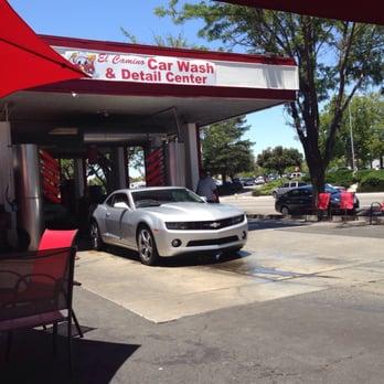 El Camino Real Car Wash Atascadero