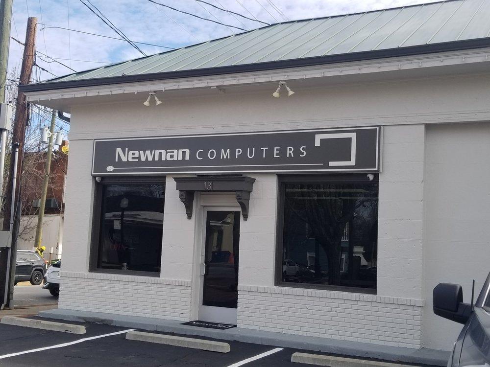Newnan Computers: 13 Jackson St, Newnan, GA