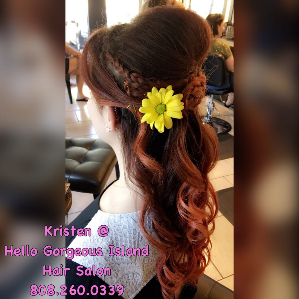 Hello Gorgeous Island Hair Salon 151 Photos 77 Reviews Blow