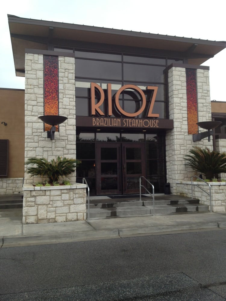 Rioz Brazilian Steakhouse Myrtle Beach Sc