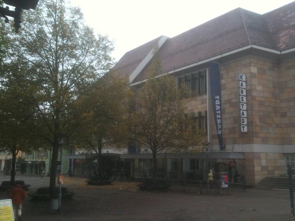 Karstadt grandi magazzini lindenplatz 3 offenburg for Offenburg germania