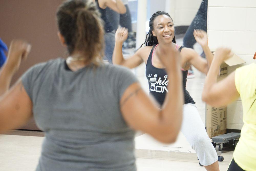 JazzCo Fitness: 4801 W Colonial Dr, Orlando, FL