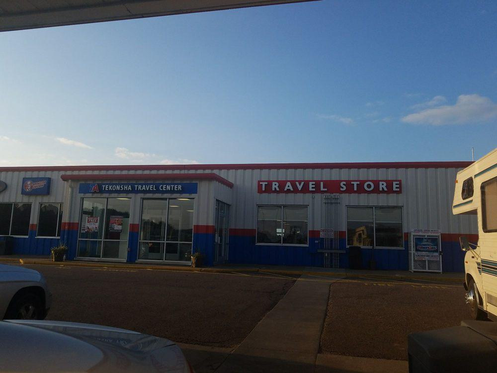 Travel Centers of America: 15587 M-60, Tekonsha, MI
