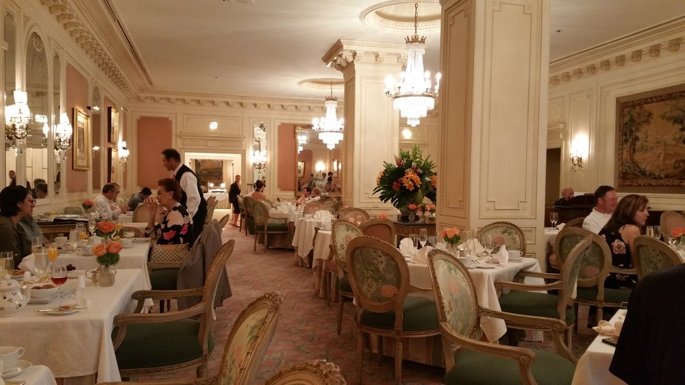 The Westgate Hotel Tea Room