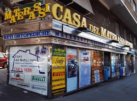Il Giaciglio Materassi Roma.Casa Del Materasso Mattresses Via Appia Nuova 545a Appia