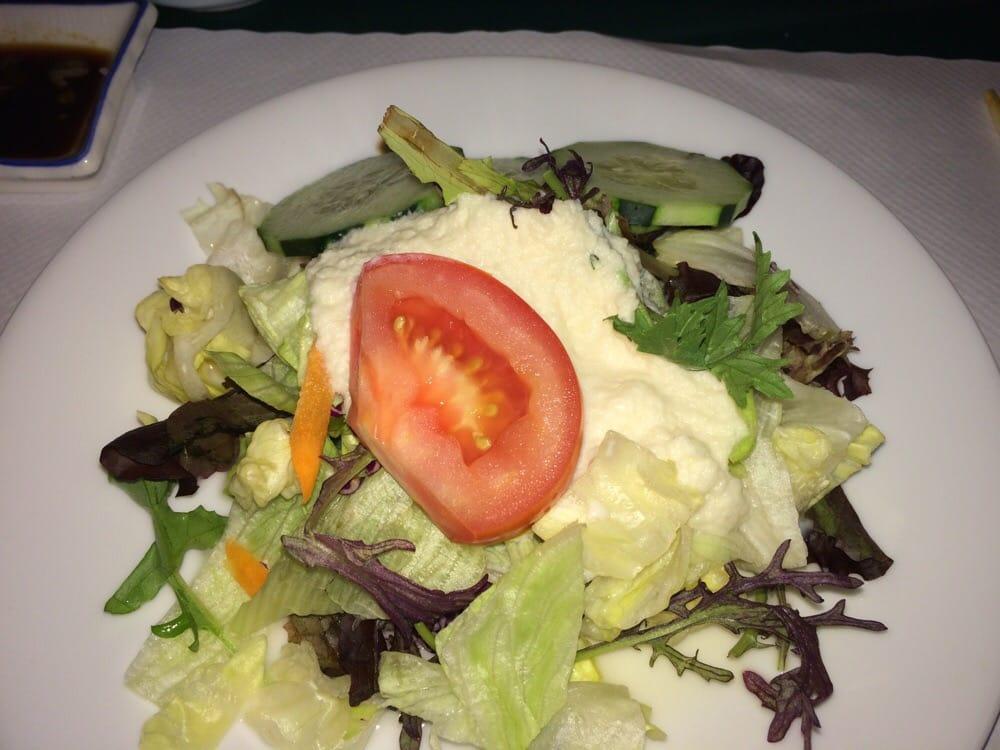 Green salad yelp - Shogun japanese cuisine ...