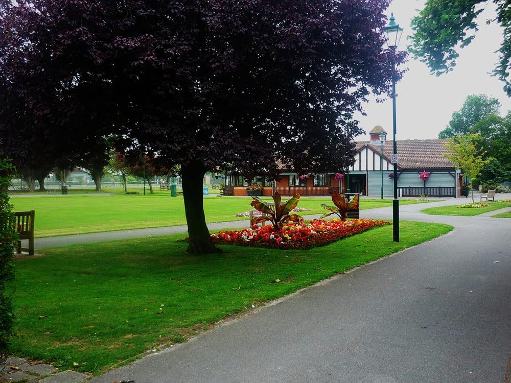 Botanical Gardens Bowls Tennis Botanical Gardens Grange Road Rhyl Denbighshire United