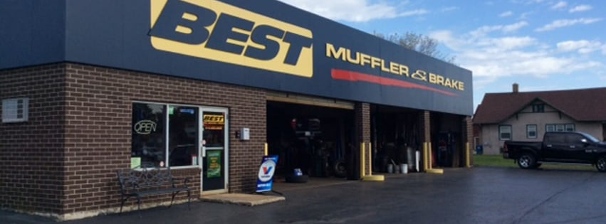 Best Muffler & Brake: 1515 E Court St, Kankakee, IL