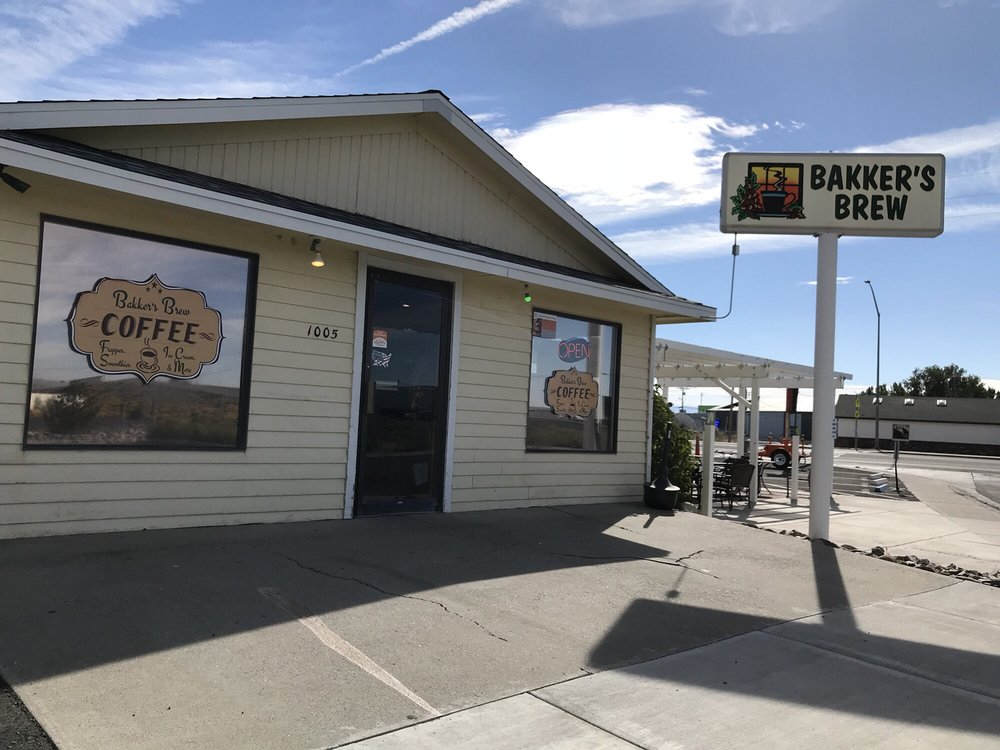 Bakkers Brew: 1005 Broyles Ranch Rd, Battle Mountain, NV