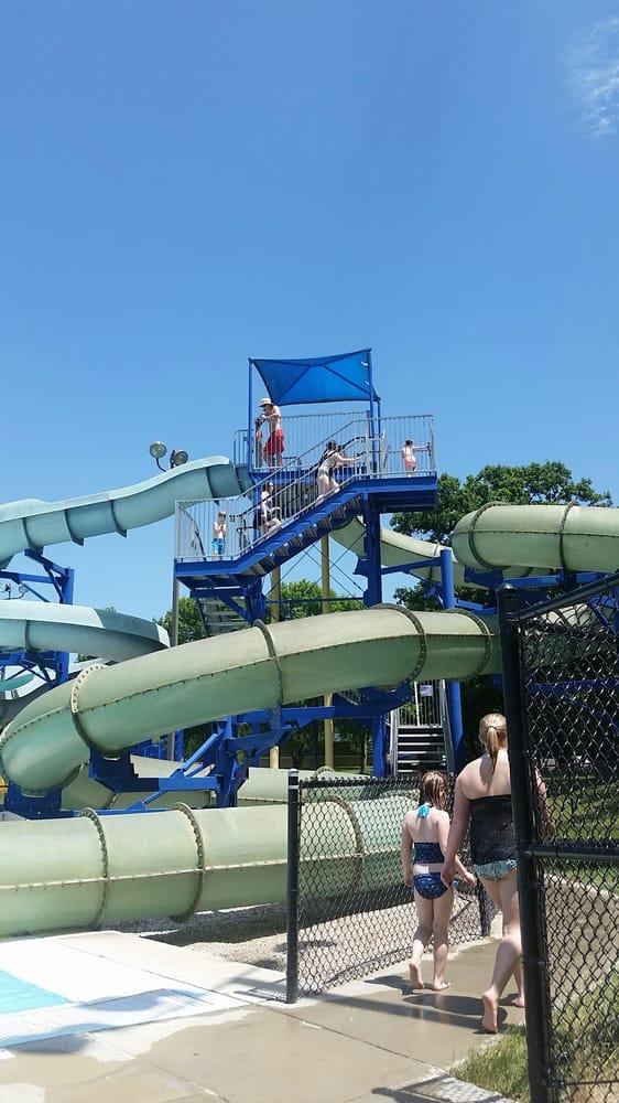 Mason City Aquatic Center: 901 Birch Dr, Mason City, IA