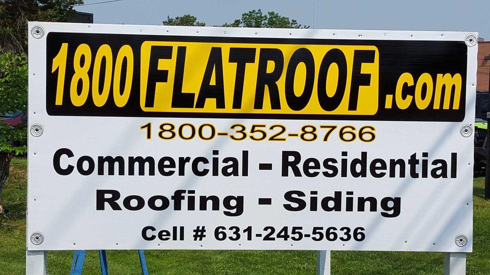 1800Flatroof.com: Calverton, NY