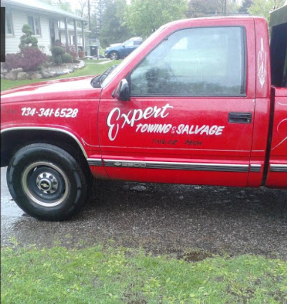 Photo Of Expert Towing Salvage Taylor Mi United States