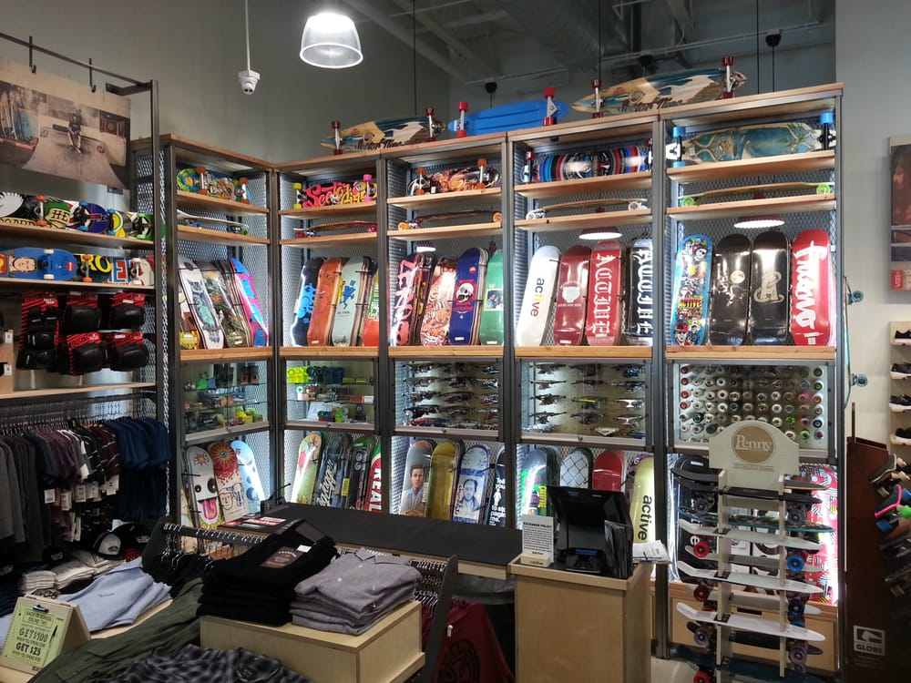Active Ride Shop - Skate Shops - 710 W Shaw Ave, Fresno ...
