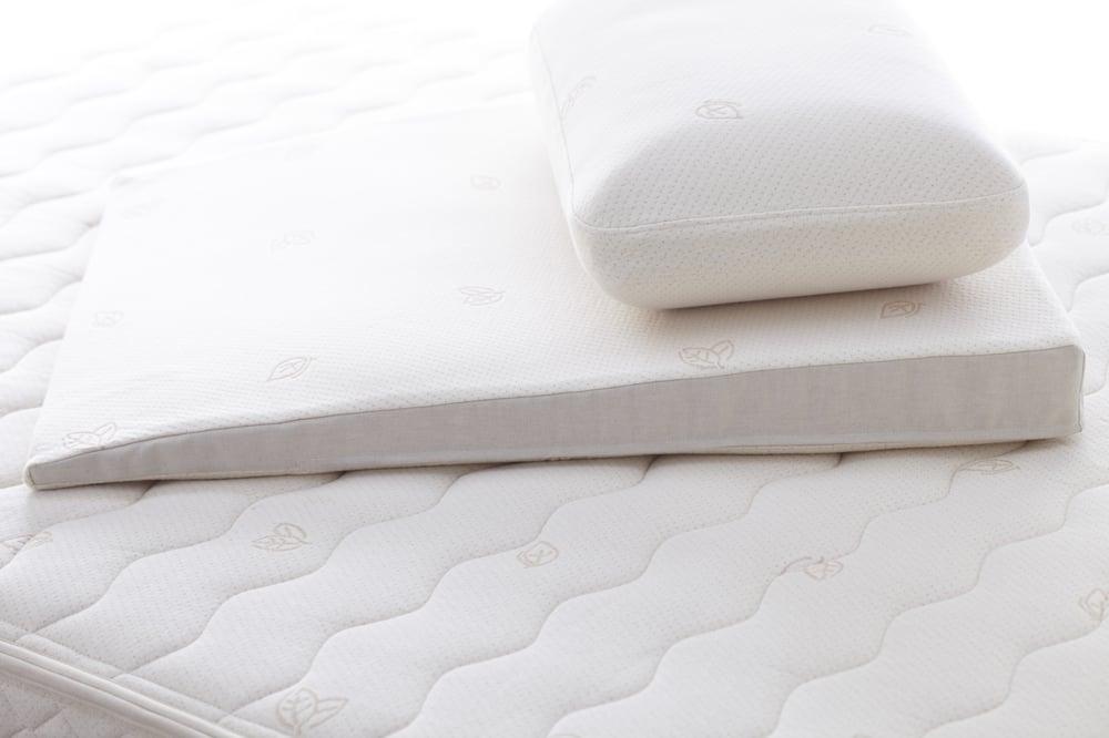 Wedge for apnea or gerd yelp for Bed wedges for sleep apnea