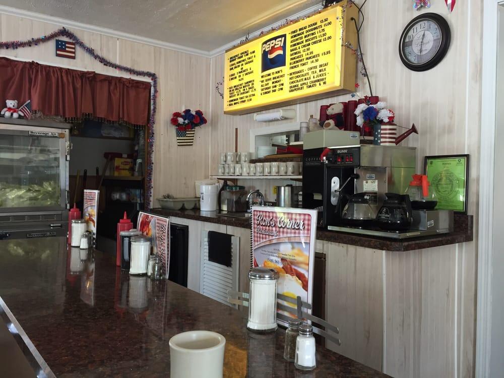 Ron's Corner Restaurant: 509 Tom Miller Rd, Plattsburgh, NY