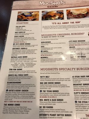 Mugshots Grill & Bar 4245 Lakeland Dr Flowood, MS Subs