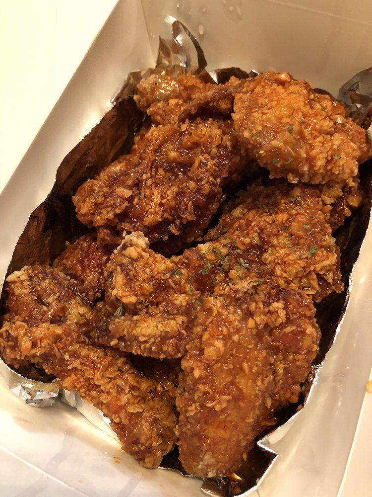 Food from Crunchicken