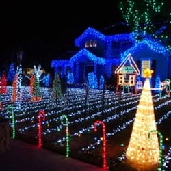 photo of christmas lights at sooy lane absecon nj united states the - Christmas Light Show Nj