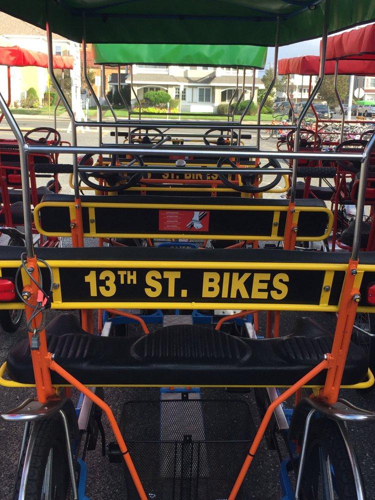 13th St Bikes Rental