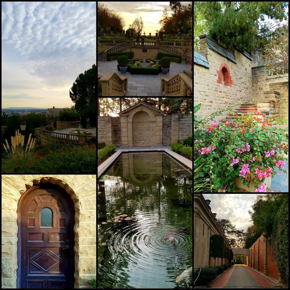 Greystone Mansion & Gardens - The Doheny Estate