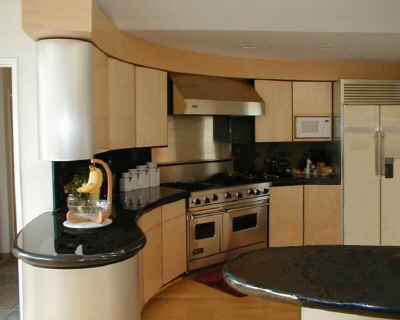 Custom Design Construction Of Kitchen Cabinets In Los