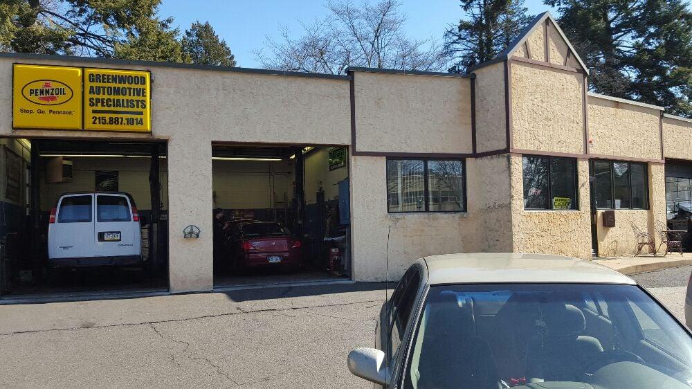 Greenwood Automotive Specialists: 221 N Keswick Ave, Glenside, PA