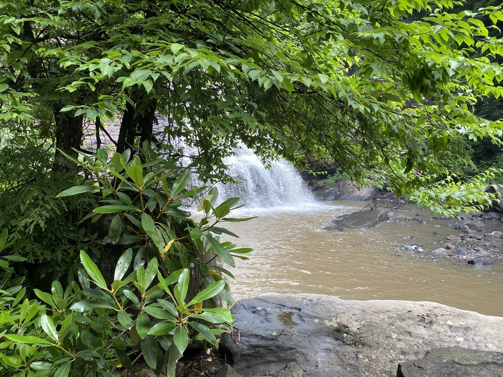 Swallow Falls Waterfall: 2470 Maple Glade Rd, Oakland, MD
