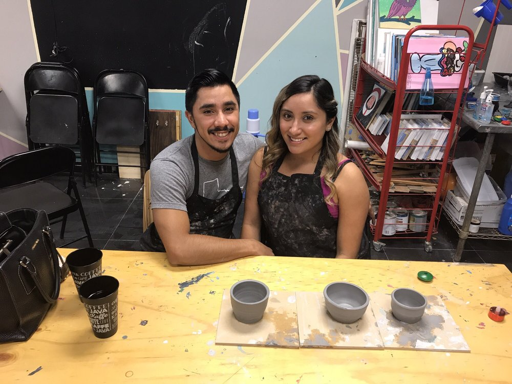 Hands in Art Studio: 707 N Conway Ave, Mission, TX