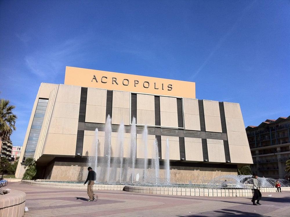 Acropolis De Nice Palais Des Congres Et Expositions