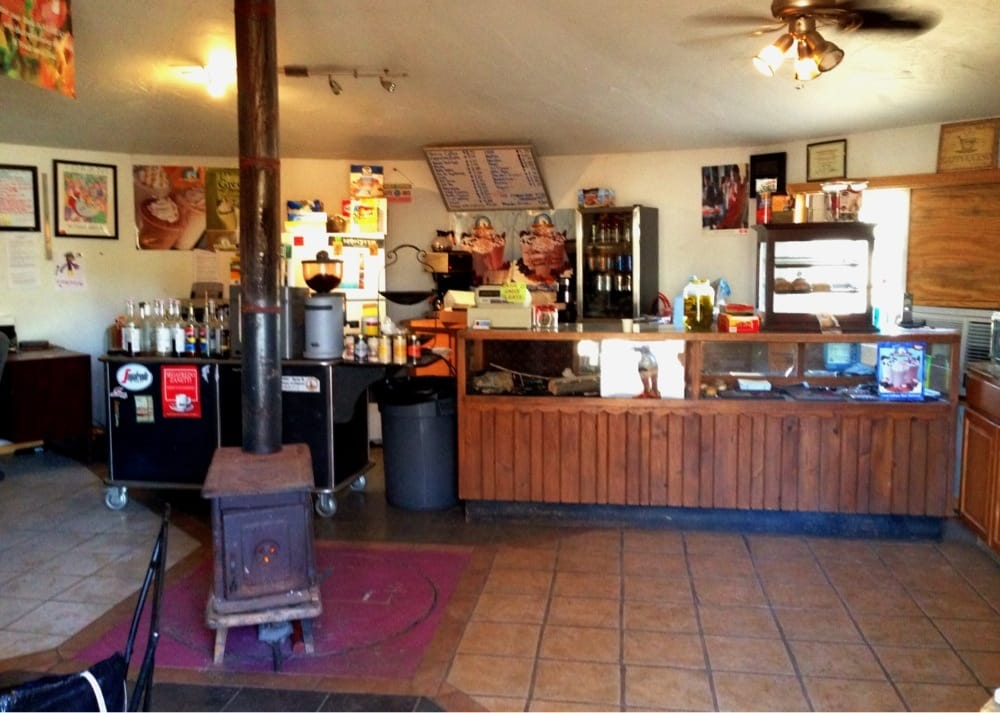 Changing Woman Cafe and Tours: Indn Rt 64, Chinle, AZ