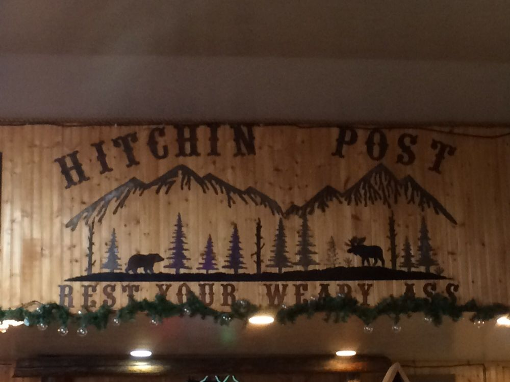 The Hitching Post: 446 Main, Melrose, MT