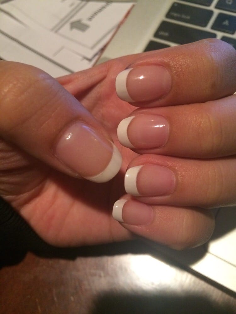 French tip overlay by Vivian - Yelp