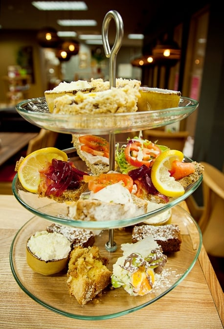High tea in meubles cafe kilkenny yelp for Meubles kilkenny