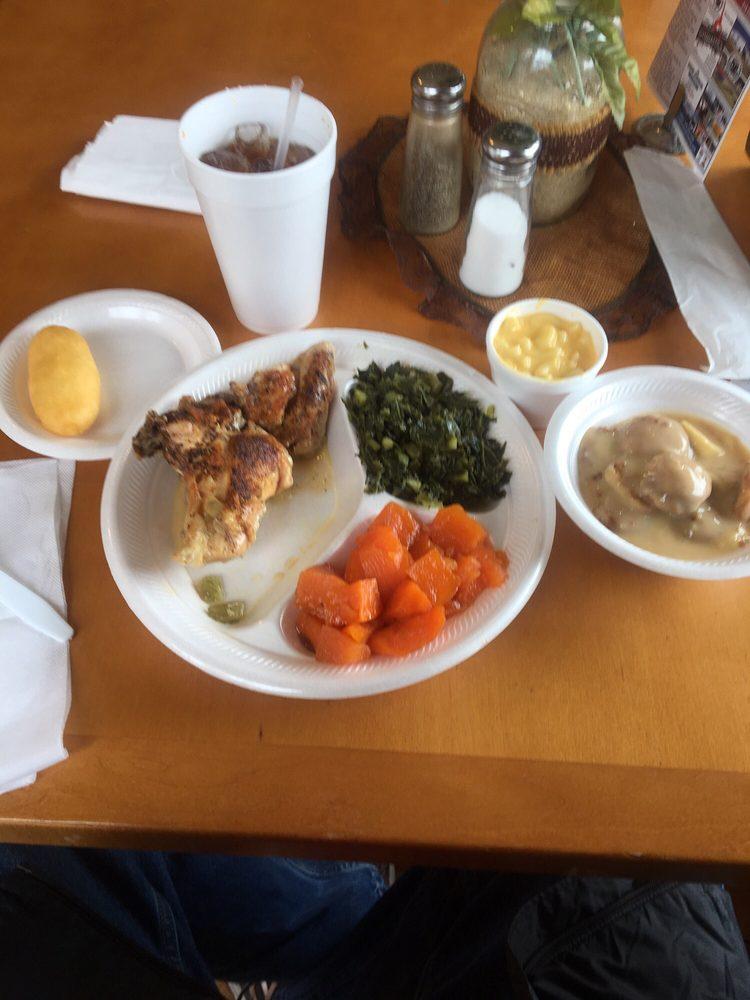 Nana's Soulfood: 301 Minden St, Ruston, LA