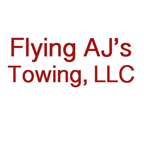 Flying AJ's Towing: 115 S Union, Evansville, WI