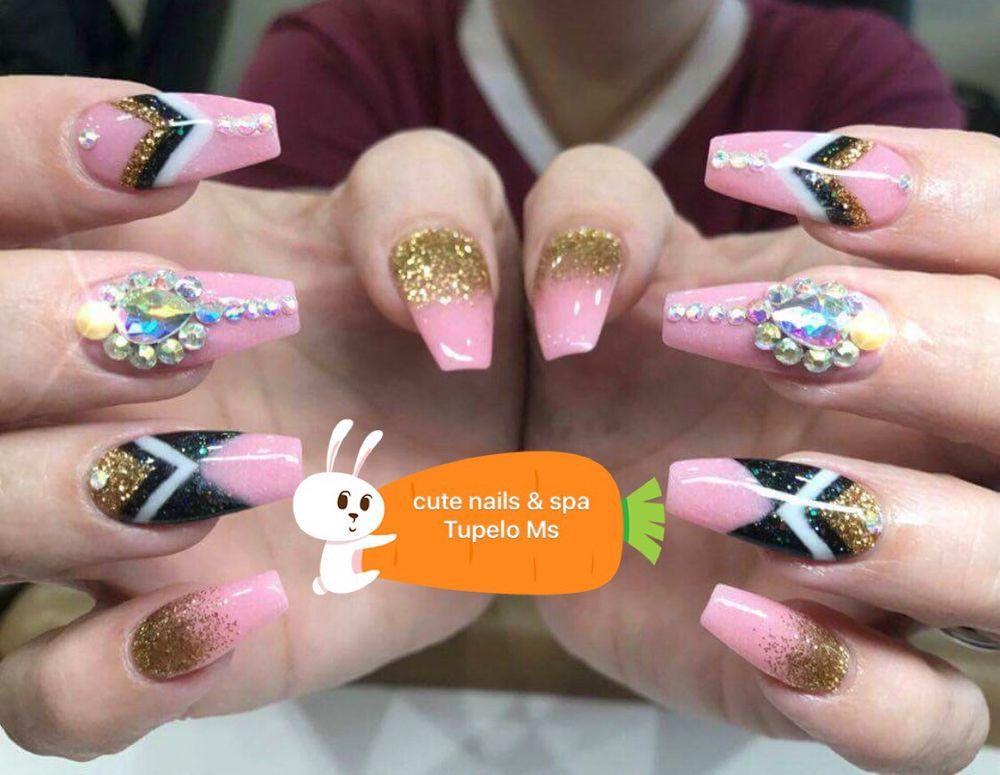 Cute Nails & Spa - Nail Salons - 2240 Rabbit Dr, Tupelo, MS - Phone ...