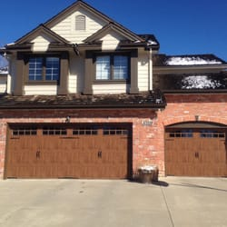 Photo Of Martin Garage Doors Of Colorado   Parker, CO, United States. Walnut