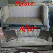 Platinum Cut Upholstery
