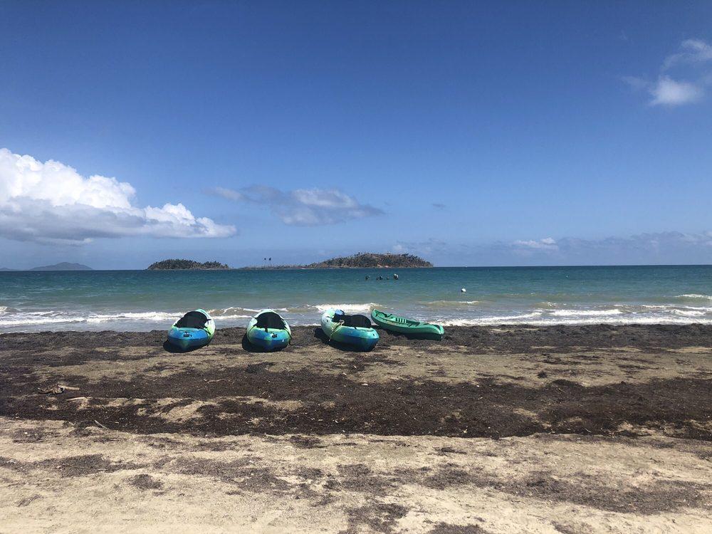 Barefoot Travelers Rooms: Villa Palmira, Punta Santiago, PR